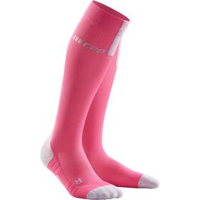 cep Run Socks 3.0 - Chaussettes course à pied Femme - gris/rose